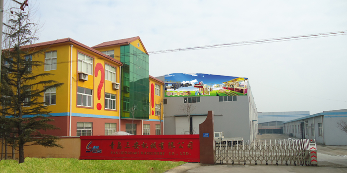San (Qingdao) Machinery Co., Ltd. factory